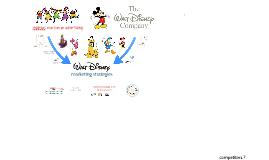 Walt Disney Company - Advertising for Children