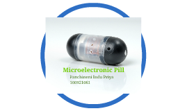 Microelectronic Pill