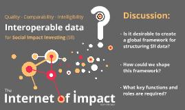 Internet of Impact (OECD)
