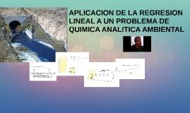 Copy of APLICACION DE LA REGRESION LINEAL A UN PROBLEMA DE QUIMICA A
