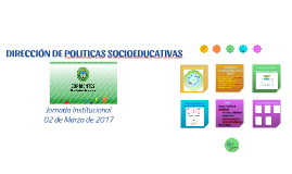 Copy of DIRECCIÓN DE POLITICAS SOCIOEDUCATIVAS