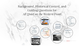 Background, Historical Context, and Guiding Questions for