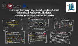 Instituto de Formación Docente del Estado de Sonora