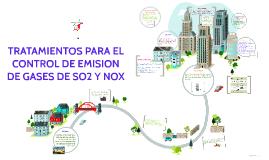 Copy of TRATAMIENTOS PARA EL CONTROL DE EMISION DE GASES DE SO2 Y NO