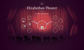 Elizabethan Theaters