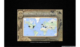 Falling Skies Interactive Map Presentation