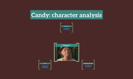 candy character analysis