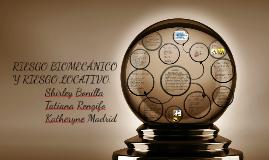 Copy of Riesgo Biomecanico y Riesgo  Locativo.