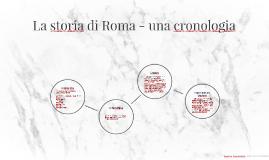La storia di Roma