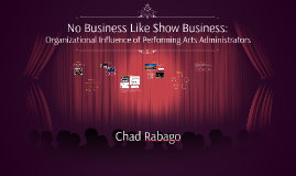 Copy of No Business Like Show Business: