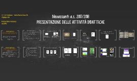 Neoassunti a.s. 2017/2018