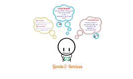 2nd Grade Goods & Services