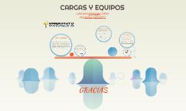 CARGAS Y EQUIPOS