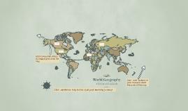 Cópia de World Geography
