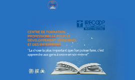 Irecoop ER - Francese
