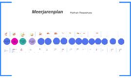 Meerjarenplan
