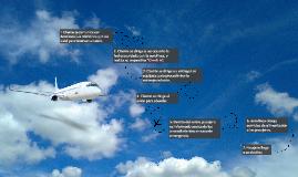 1. Cliente se comunica con Aerolínea (vía telefonica y/o vía