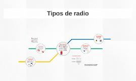 Copy of Tipos de radio