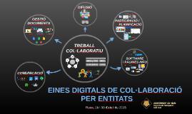 EINES DIGITALS COL·LABORACIÓ