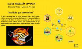 EL SOL MEDELLÍN  107.9 FM