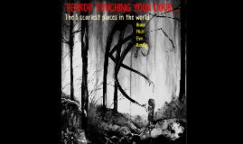 TERROR TOUCHING YOUR DOOR...