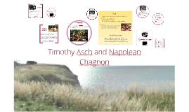 Tim Asch and Napoleon Chagnon