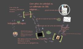 Copy of Cien años de Soledad, realidad o ficción.
