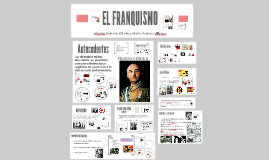 Copy of EL FRANQUISMO