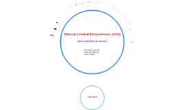 Tribunal Criminal Extraordinario ISMUN 2015