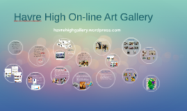 Havre High On-line Art Gallery