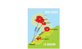 CUENCA  DE LA GUAJIRA OFFSHORE