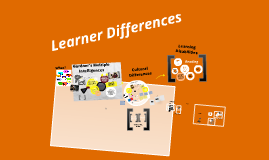 Learner Differences Presentation