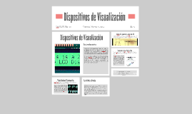 Dispositivos de Visualización