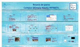 Reunió Infantil 2018