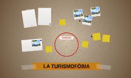 TURISMOFÒBIA