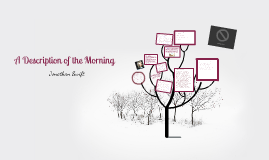 A Description of Morning by Jonathan Swift