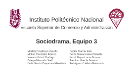 Sociodrama 3