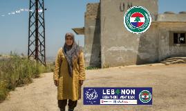 Weerzien met Libanon 2017