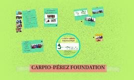 CARPIO-PÉREZ FOUNDATION