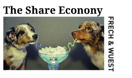 The Share Economy - insights & trends by www.frechundwuest.de