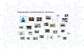 Segregation and Racism in America