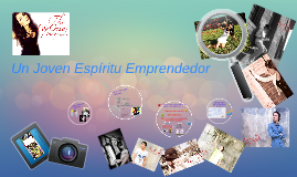 Un Joven Espiritu Emprendedor