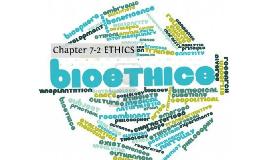 7.2 Ethics