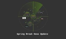 Spring Break News Recap