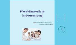 Plan de Desarrollo de las Personas 2015