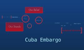Cuba Embargo