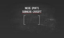 SPORTS NICHE
