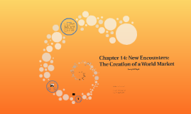 Chapter 14: New Encounters: The Creation of a World Market