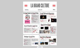 Du Brand Content à la Brand Culture
