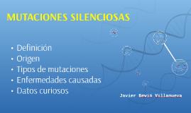 Copy of MUTACIONES SILENCIOSAS